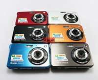 Wholesale Digital Camera DC HOT SALE inch LCD MP x Digital Zoom Digital Camera External Lithium Battery