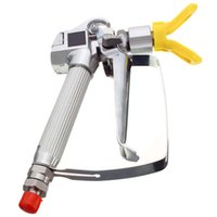 Wholesale Airless Paint Spray Gun High Pressure No Gas Spraying Machine Lowest Price