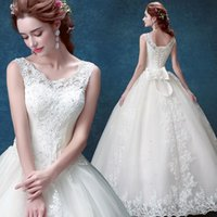 align pictures - 2015 new winter lace one shoulder Princess wedding dresses bride bride wedding band align