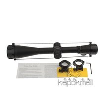 Wholesale Riflescopes M3 x Illuminated Red Green Mil dot Riflescope Hot NO Hot High Quality Good