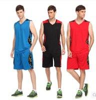Wholesale 2015 hot sell mens running sports shorts set size XL XXXXXL