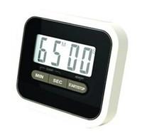 Wholesale Kitchen Timer Digital Kitchen Helper Mini Digital LCD Kitchen Count Down Clip Timer Alarm Colorful Meow DHL