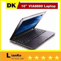 Cheap Cheap 10inch Mini Laptop Notebook Computer webacm 1G 8G Via 8880 Android netbook laptops HDMI Integrated Graphics