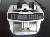 Wholesale EC900C Counterfeit curreny counter bill banknotemachine cash currency counter counting machine with Display with UV MG