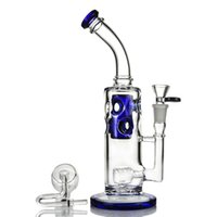 b egg - Bongs Water Pipe Oil Rig Recycler Feb Egg Bong Two Function mm Joint Thick Glass Bongs Matrix Perc Blue MFE07 B