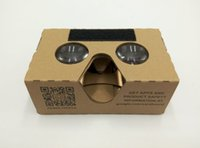 aspherical lens glasses - Google Cardboard nd Generation Version Virtual Reality D Glasses with Update mm aspherical Big lens no need to install parts