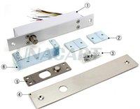 Wholesale Stainless NO Mode Fail Secure Deadbolt Electric Drop Bolt Timer Open Door Lock