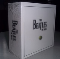 beatles box - NEW The Beatles In Mono CD Full Box Set