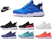 nike huarache - Nike Air Huarache Triple Mens Women Running Shoes Best Quality Nike Air Huaraches Triple Shoes hot sale