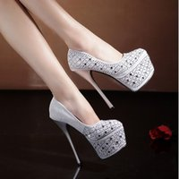 Cheap crystal rhinestones shoes Best party shoes