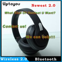 bluetooth stereo headphone - 2014 Newest Bluetooth Wireless headphone Wireless Headphone Headsets Bluetooth Stereo Headsets Over ear Headphones Colors Optional