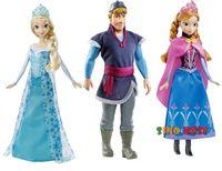 baby sparkles doll - Original Frozen Sparkle Princess Elsa and Anna Kristoff Boy Dolls For Girls Brand Fronzen Anime Figures Birthday Chrismtas Gifts Kids Toys