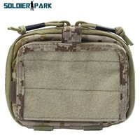 admin tools - Airsoft D Military Admin Multi purpose Map Bag Tactical Military Survival Travel Tool Bag Camouflage Hunting Pouch Camo Pouch order lt no
