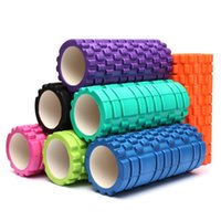Wholesale NEW x14cm EVA Exercise Textured Yoga Foam Roller For Gym Pilates Physio Trigger Point Colors