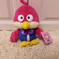 bird toys - Pororo Plush Toys Pororo Friend Birds Harry Plush Doll cm Kawaii Stuffed Animals Birds Plush Toys Pelucia Brinquedos Kids Toys