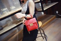 low price handbags - low key price Three Color Shoulder Handbag Fashion Diamond Lattice Bags Autumn Style Best Selling