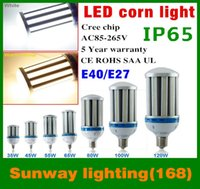lamp - E27 E39 E40 LED Corn Bulb Lights W W W W W W SMD High Power LED Bulbs Lamp Lighting AC V