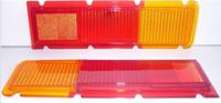 Wholesale FOR FORD ESCORT CAPRI MK1 GT TWINCAM REAR BRAKE INDICATOR TAIL LIGHT LENSES NEW