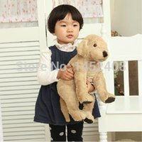 baby labrador - CM Kimi yellow plush toys yellow dog Labrador doll doll birthday gift children christmas gift kids toys baby toy