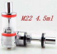 Cheap 2015 hot new glass globe vaporizer mini Electronic Cigarettes vapor atomizers M22 atomizers tanks rda glass globe vaporizer DHL free