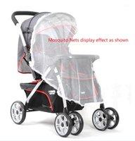 Wholesale Summerbaby stroller cart Mosquito net Infant Mosquito Baby Bed Net Mosquito Net for all cart baby summer bed net years