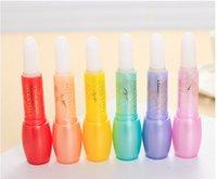 eos lip balm - Fruity Lip Balm Lipstick Lips Gloss Lip Balm Tube high quanlity babylips lipstick eos lip balm matte makeup