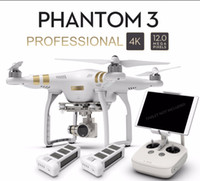 Wholesale DJI Phantom Professional Version With K Camera RC Quadcopter RTF in Stock order lt no track