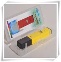water ph meter - 2015 Digital PH Meter Tester Pocket aquarium PH meter portable water tester pen with high quality