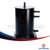 Wholesale PQY STORE Fuel Swirl Pot Alloy LT Fuel Surge Tank For Motorsport Race Drift Rally Drag Car PQY TK05BK