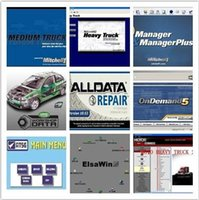Wholesale 47in1 alldata and mitchell software alldata mitchell on demand ATSG vivid workshop ELSA med heavy truck tb hdd fits bit