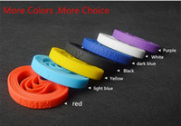 basketball bracelets - P0592 High quality Basketball wrisband sport Silicone bracelet LeBron James bracelet wristbands