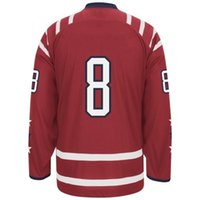alexander mix - Alexander Ovechkin Capitals Red Winter Classic Premier PlayerIce Winter Hockey Jerseys Authentic Stitched Mix Order Size