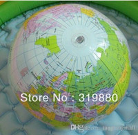aluminium pool - Inflatable World Globe Classroom Pool Ball Geography Education Teaching Aid Map A5
