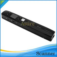 portable scanner - 100 Original iScan Scanner HandyScan DPI Portable Scanner Handy Handheld Scanner Top Quality
