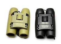 Precio de Hd militar-Visión nocturna de Sakura y telescopio portable de la visión nocturna telescopio 30 x 60 Zoom Telescopio binocular militar óptico (126m-1000m) con el paquete al por menor