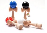 amazing pretty - cool amazing pretty Classic Kendama Toy size inch colorful Kendama PU Paint
