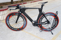 Wholesale 2016 C Newest Triathlon Comptele bicycle The Newest Carbon Time Trial Bike TT bike bicycle with ultegra speed groupset