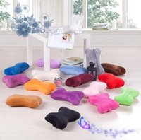 automotive hot new products - NEW style Hot sale MEMORY FOAM PILLOW NECK REST COLORFULBONE AUTOMOTIVE PRODUCT AND RETAIL