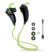 order free cell phones - Bluetooth Wireless Stereo Headphones X11 Bluetooth Headphones Sports Earbuds Headsets Yellow Green Mixed Order