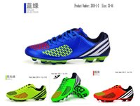 china shoes children - China JCY original factory outlets the child spike football shoes Size