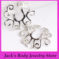 Wholesale rendy Non Piercing Design Nipple Ring Decorated Hot Piercing Body Jewelry
