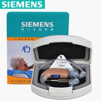 hearing aids - SIEMENS HIGH POWER DIGITAL BEHIND THE EAR MINI SIZE BTE HEARING AID TOUCHING