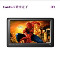 Wholesale G inch high definition touch screen MP4 mp5 Player Multi Language colors available