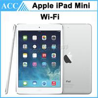 Wholesale Original Apple iPad Mini st Generation GB GB GB WIFI inch IOS A5 Warranty Included White Silver