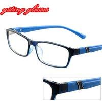 Wholesale Nerd glasses frame computer Anti fatigue Retro oculos gafas anteojos cheap eyewear eyeglasses women men glasses frame