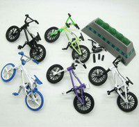 finger bmx bike - a set brand new Flick Trix Bmx Finger Bike Alloy model bicycle display set Mini toy for boy collector s pack