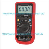 automotive ammeter - UNI T UT109 Handheld Automotive Multi Purpose Meters Tester Digital Multimeter Ammeter Multitester