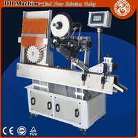 Wholesale E ISO Automatic Ampoule Bottle Labeling Machine