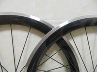 Wholesale Factory Wholesales C mm T1000 carbon wheelset K UD carbon road bike wheel with alloy braking surface clincher chinese carbon wheels