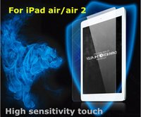 apple lcd projector - Hot Explosion Proof Film For iPad Air Tempered Glass Screen Protector Temper Projector LCD Guards Films For iPad Air inch
